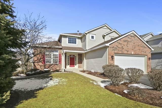 1176 Hillcrest Lane, Woodridge, IL 60517 (MLS #10658004) :: John Lyons Real Estate