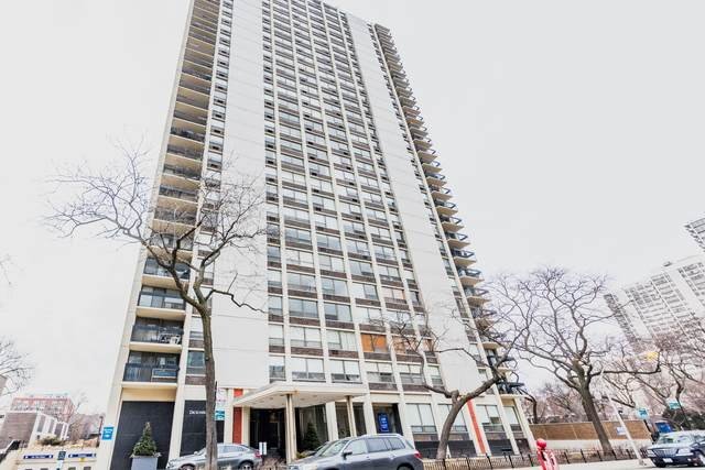 1355 N Sandburg Terrace #1706, Chicago, IL 60610 (MLS #10658078) :: Property Consultants Realty