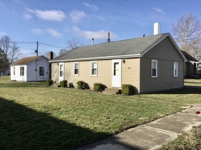103 Eads Street, Thomasboro, IL 61878 (MLS #10658212) :: Helen Oliveri Real Estate