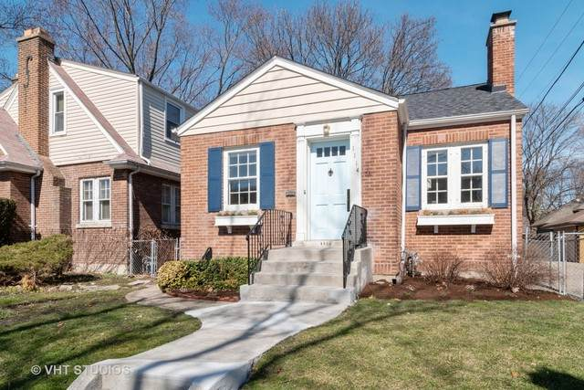 1114 Schneider Avenue, Oak Park, IL 60302 (MLS #10658337) :: John Lyons Real Estate