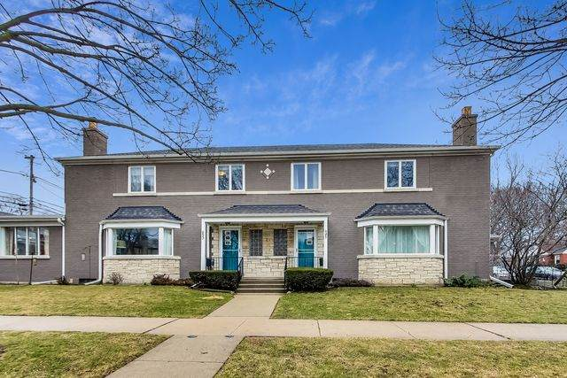 1411 Cleveland Street, Evanston, IL 60202 (MLS #10658390) :: The Wexler Group at Keller Williams Preferred Realty