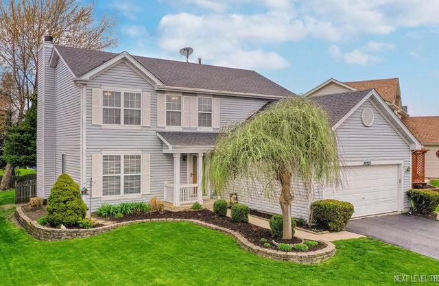 20922 W Bloomfield Drive, Plainfield, IL 60544 (MLS #10658513) :: Janet Jurich