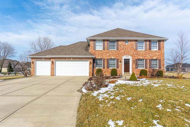 758 Medwin Way, Crown Point, IN 46307 (MLS #10658545) :: Suburban Life Realty