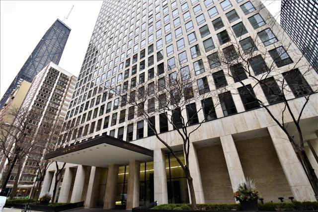260 E Chestnut Street #3703, Chicago, IL 60611 (MLS #10658668) :: Property Consultants Realty