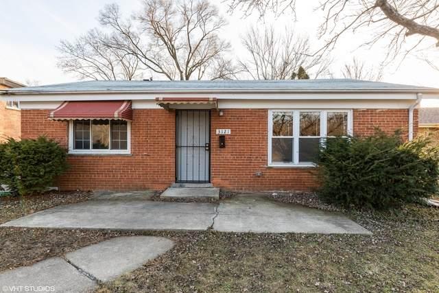 3121 172nd Street, Hazel Crest, IL 60429 (MLS #10658757) :: Janet Jurich