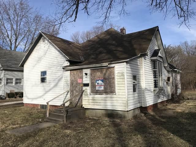 407 Sherman Street, Danville, IL 61832 (MLS #10658857) :: Suburban Life Realty