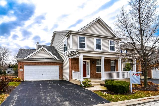 865 Savoy Court, Lake Zurich, IL 60047 (MLS #10658877) :: Helen Oliveri Real Estate