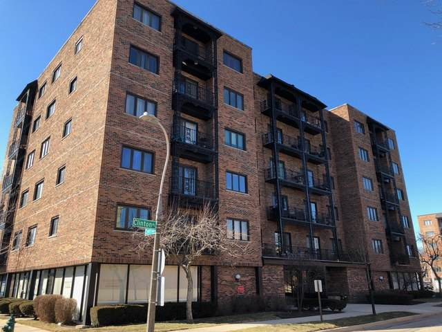 414 Clinton Place #602, River Forest, IL 60305 (MLS #10658893) :: Angela Walker Homes Real Estate Group