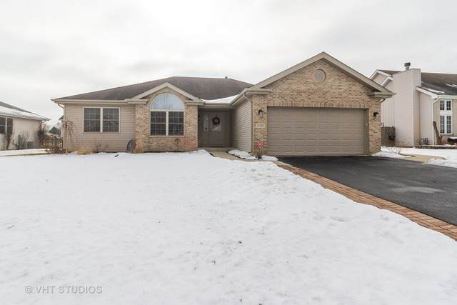 5125 W Park Lane, Monee, IL 60449 (MLS #10658966) :: Property Consultants Realty