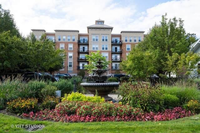 190 W Johnson Street #407, Palatine, IL 60067 (MLS #10659267) :: Property Consultants Realty