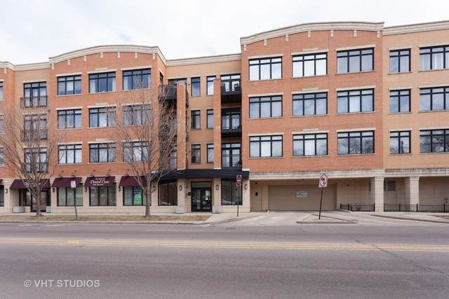 106 S Ridgeland Avenue #207, Oak Park, IL 60302 (MLS #10659467) :: Helen Oliveri Real Estate