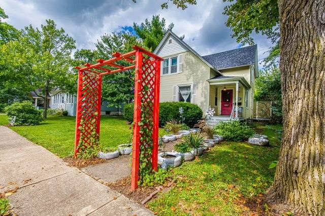 507 Linden Street, Crete, IL 60417 (MLS #10659563) :: Property Consultants Realty