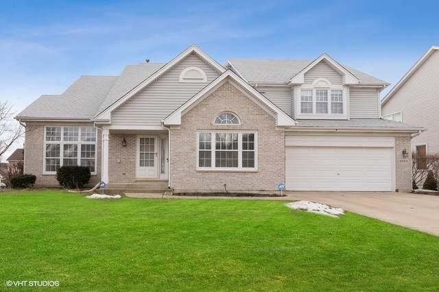 5255 Morningview Drive, Hoffman Estates, IL 60192 (MLS #10659615) :: Ani Real Estate