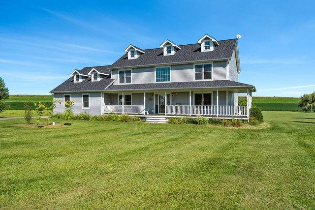 100 Belle Rive Drive, Millington, IL 60537 (MLS #10659617) :: Suburban Life Realty