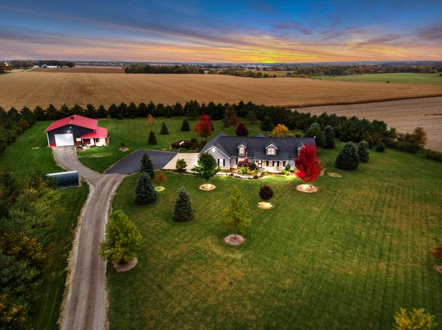 2171 County Road 800 North, Secor, IL 61771 (MLS #10659630) :: Property Consultants Realty
