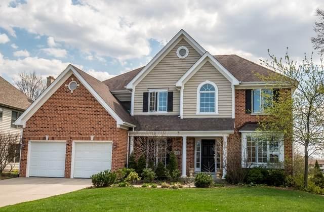 825 S Richmond Avenue, Westmont, IL 60559 (MLS #10659672) :: Littlefield Group