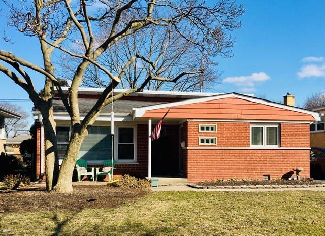905 Meadowcrest Road, La Grange Park, IL 60526 (MLS #10659978) :: Touchstone Group