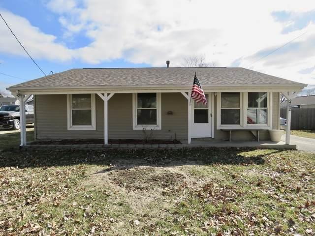 202 S Poland Street, HEYWORTH, IL 61745 (MLS #10660001) :: Jacqui Miller Homes