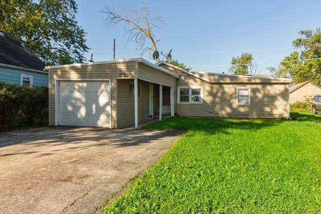 3036 Jackson Avenue, South Chicago Heights, IL 60411 (MLS #10660025) :: Littlefield Group
