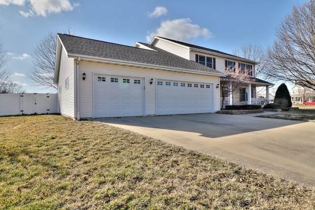 709 W Northridge Drive, Mahomet, IL 61853 (MLS #10660046) :: Property Consultants Realty