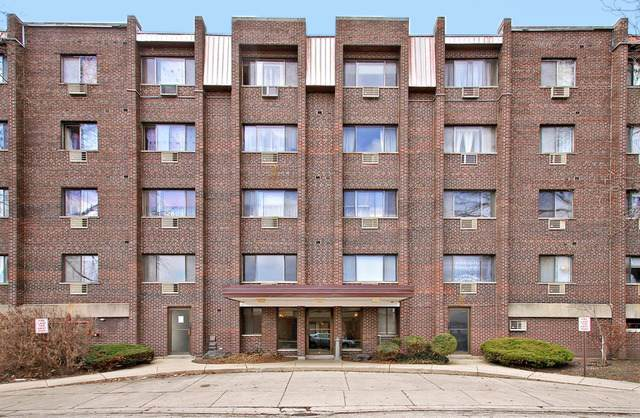 4624 N Commons Drive 306E, Chicago, IL 60656 (MLS #10660113) :: John Lyons Real Estate