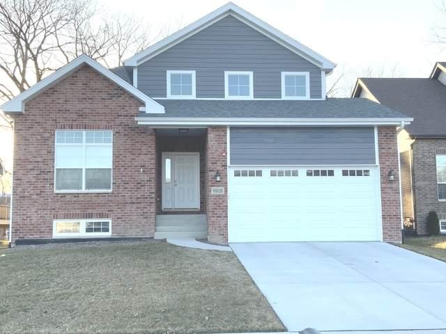 9808 Oak Park Avenue, Chicago Ridge, IL 60415 (MLS #10660117) :: Property Consultants Realty