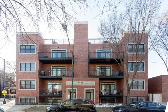 5202 N Oakley Avenue 4N, Chicago, IL 60625 (MLS #10660120) :: John Lyons Real Estate