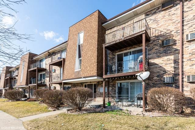 7104 99th Street #205, Chicago Ridge, IL 60415 (MLS #10660271) :: Property Consultants Realty