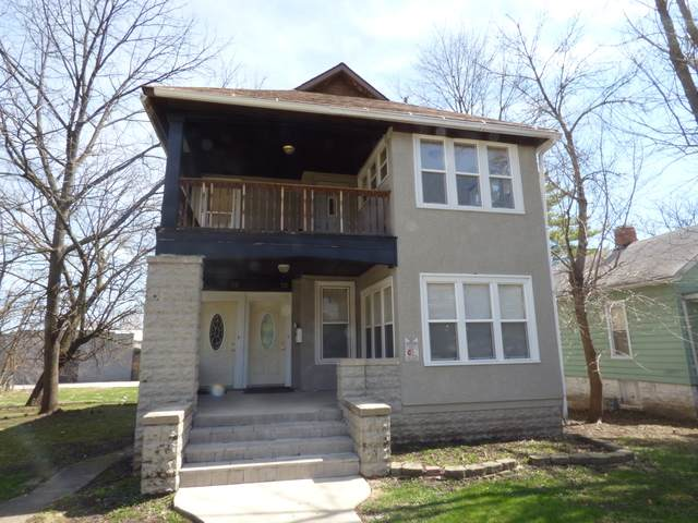 10 N Cagwin Avenue, Joliet, IL 60435 (MLS #10660480) :: The Mattz Mega Group
