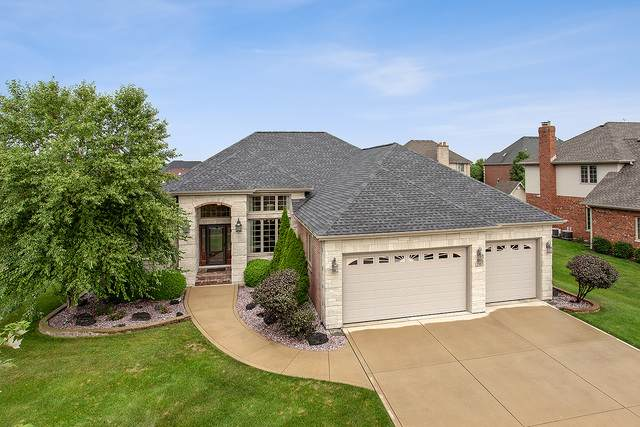 12865 Klappa Drive, Lemont, IL 60439 (MLS #10660693) :: Touchstone Group