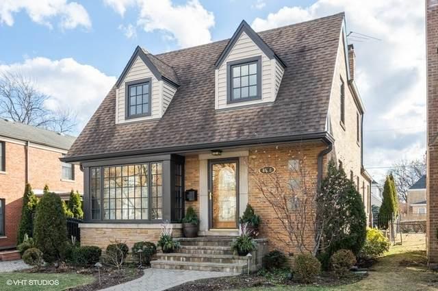 6518 N Hiawatha Avenue, Chicago, IL 60646 (MLS #10661381) :: Suburban Life Realty