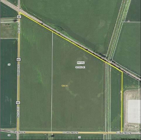 650 E County Road 1900 N, Champaign, IL 61822 (MLS #10661435) :: Littlefield Group