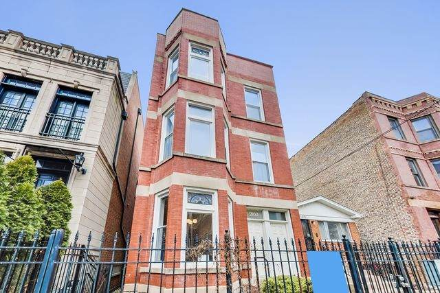 2160 N Oakley Avenue #1, Chicago, IL 60647 (MLS #10661643) :: John Lyons Real Estate