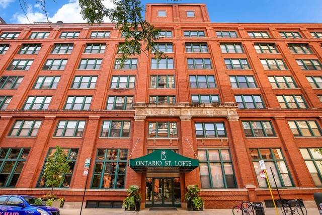 411 W Ontario Street #515, Chicago, IL 60654 (MLS #10661703) :: Property Consultants Realty