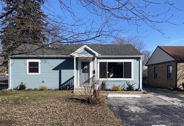 11217 S Normandy Avenue, Worth, IL 60482 (MLS #10661740) :: Lewke Partners