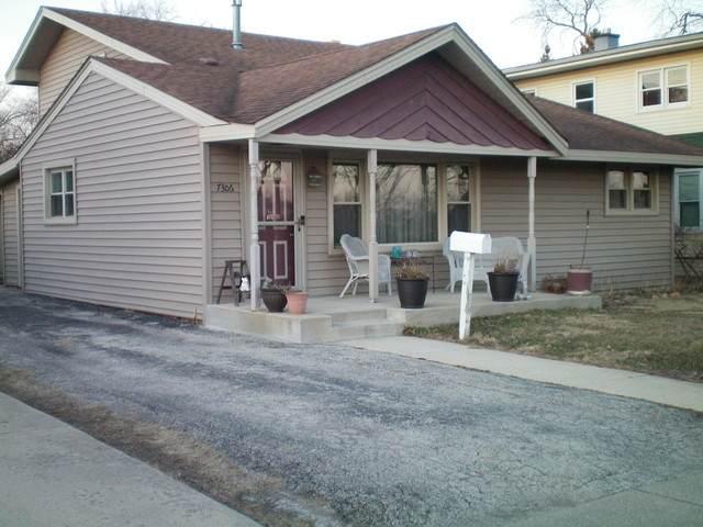 7306 W 115th Street, Worth, IL 60482 (MLS #10661896) :: Lewke Partners