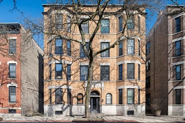 1713 N North Park Avenue #4, Chicago, IL 60614 (MLS #10661989) :: The Wexler Group at Keller Williams Preferred Realty