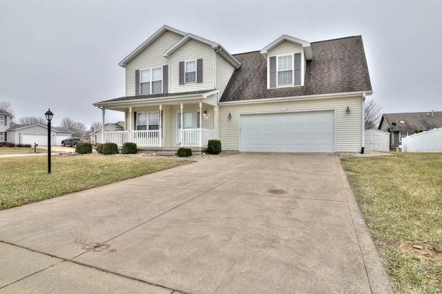711 Wingstem Drive, ST. JOSEPH, IL 61873 (MLS #10662202) :: Helen Oliveri Real Estate