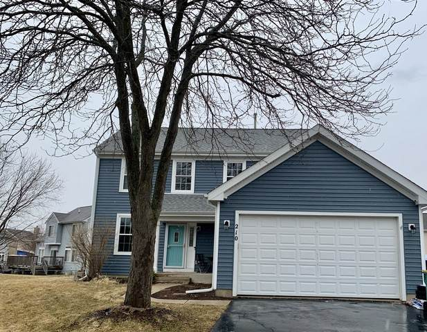 210 S Tanglewood Court, Round Lake, IL 60073 (MLS #10662283) :: Property Consultants Realty