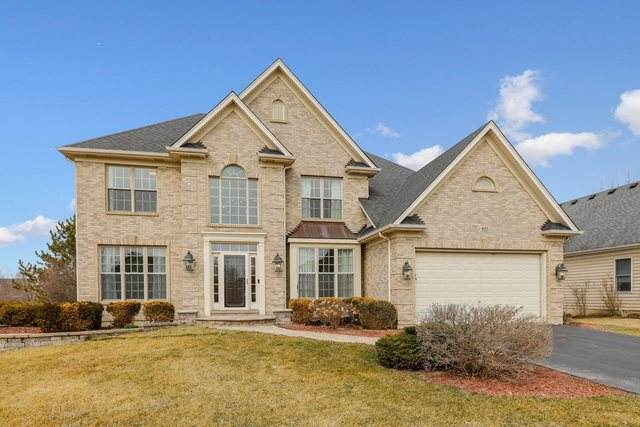 831 Columbia Circle, North Aurora, IL 60542 (MLS #10662311) :: The Wexler Group at Keller Williams Preferred Realty