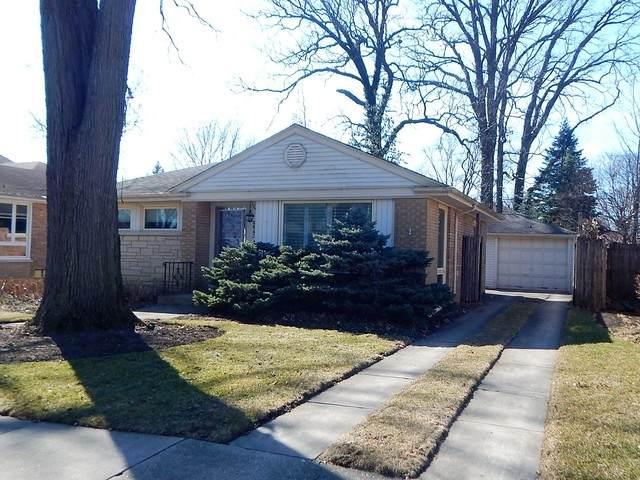 8842 Mcvicker Avenue, Morton Grove, IL 60053 (MLS #10662499) :: Baz Network | Keller Williams Elite
