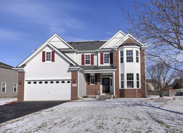 2681 Mc Duffee Circle, North Aurora, IL 60542 (MLS #10662571) :: Touchstone Group