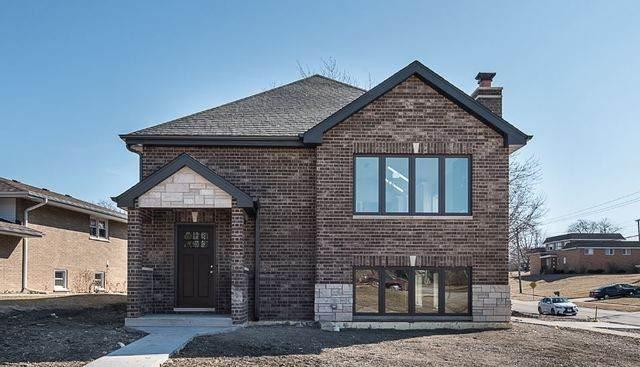 8869 Hillside Drive, Hickory Hills, IL 60457 (MLS #10662573) :: John Lyons Real Estate