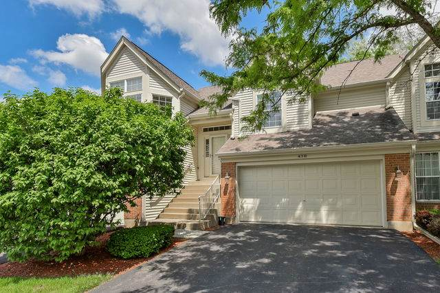 43 Ione Drive B, South Elgin, IL 60177 (MLS #10662628) :: Suburban Life Realty