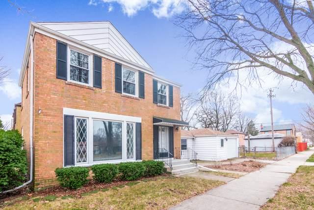 4056 N Pioneer Avenue, Chicago, IL 60634 (MLS #10662859) :: Lewke Partners
