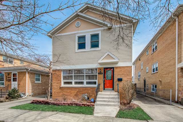 1110 Hannah Avenue, Forest Park, IL 60130 (MLS #10663305) :: Helen Oliveri Real Estate