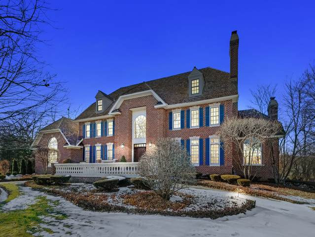 12410 S Ridge Road, Palos Park, IL 60464 (MLS #10663340) :: Property Consultants Realty
