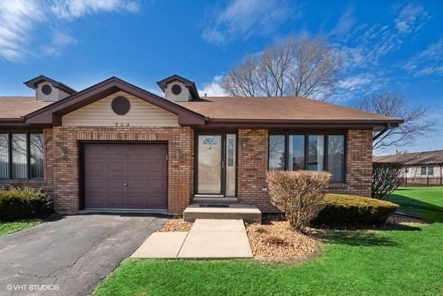 504 N Sixth Street, Peotone, IL 60468 (MLS #10663432) :: Helen Oliveri Real Estate