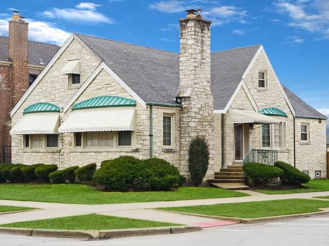 1656 N Natoma Avenue, Chicago, IL 60707 (MLS #10663882) :: Angela Walker Homes Real Estate Group