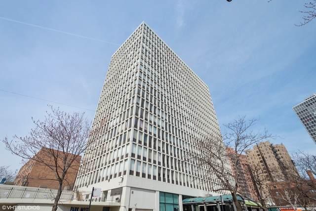 444 W Fullerton Parkway #1101, Chicago, IL 60614 (MLS #10663923) :: John Lyons Real Estate